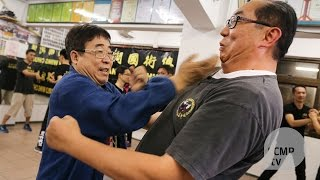 Disciple of Wing Chun legend Ip Man keeps kung fu relevant