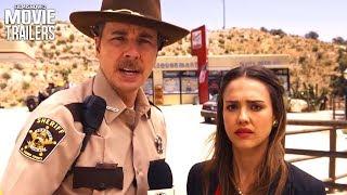 El Camino Christmas | Trailer for Netflix comedy with Luke Grimes & Jessica Alba