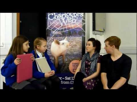 Charlotte's Web Interviews: Hayley Ellenbrook and Jake J. Bowerman