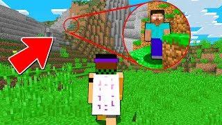 HO AVVISTATO HEROBRINE NEL MIO MONDO! - Minecraft ITA