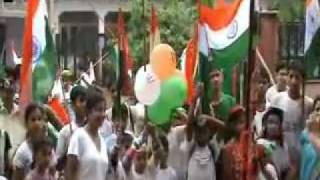 Indian Independence Day 2011 Celebrated in Greater Noida
