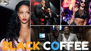 Rihanna, Jay Z, Diddy wote wanataka kufanya ngoma na Dj wa Afrika Kusini, Black Coffee