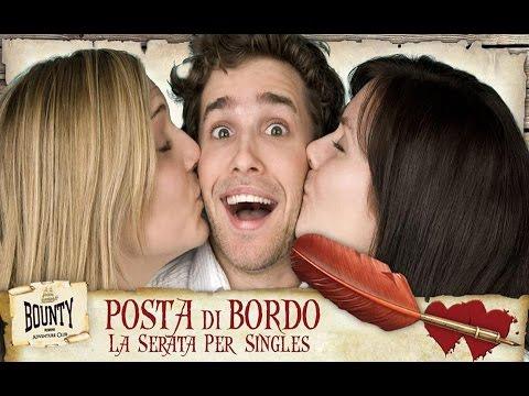 Posta di Bordo: la serata dedicata ai single d'Italia !