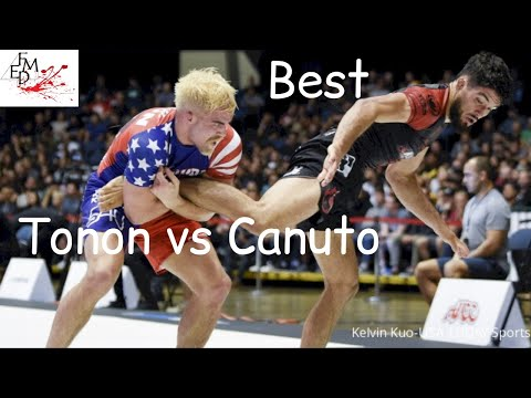 Garry Tonon vs