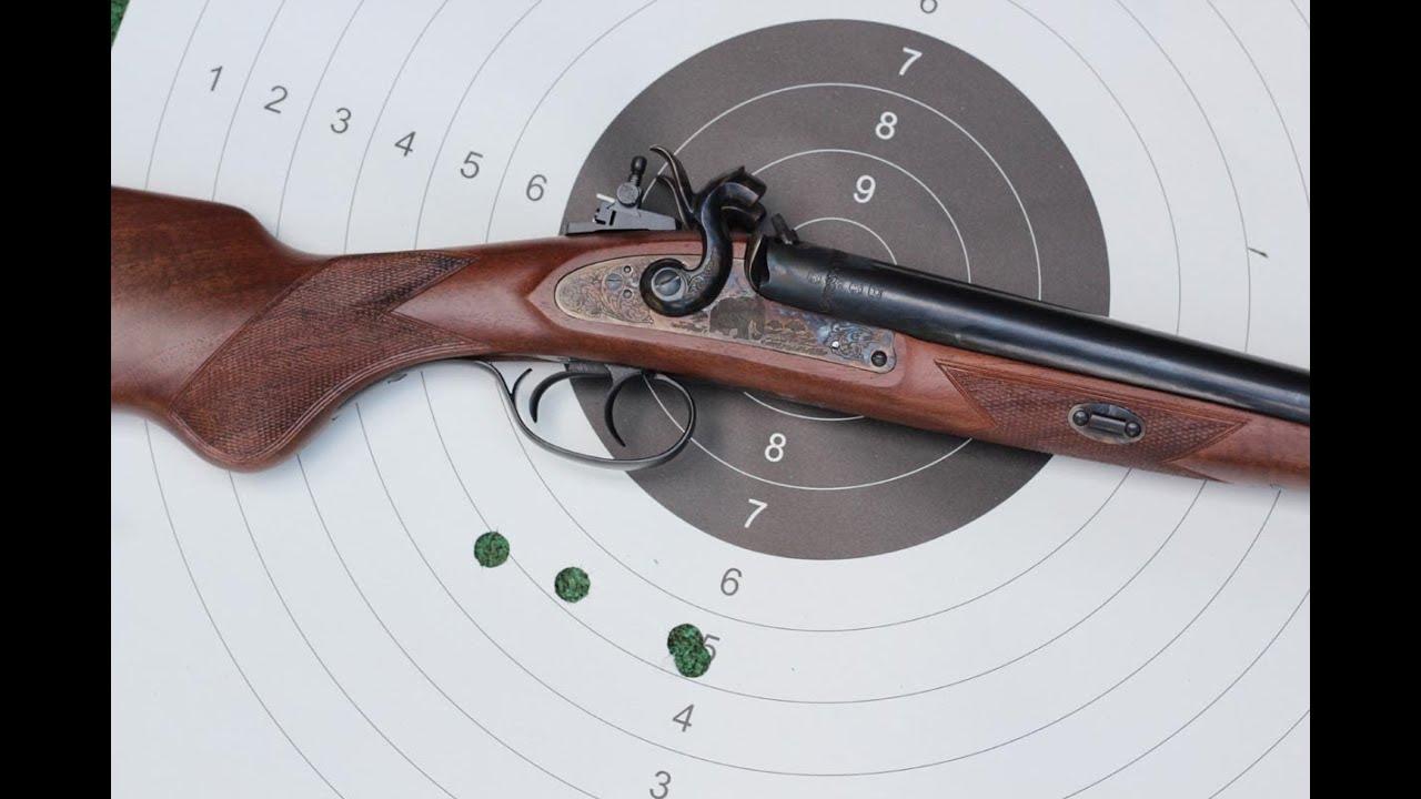 Shooting the Pedersoli Kodiak Express muzzleloading double rifle