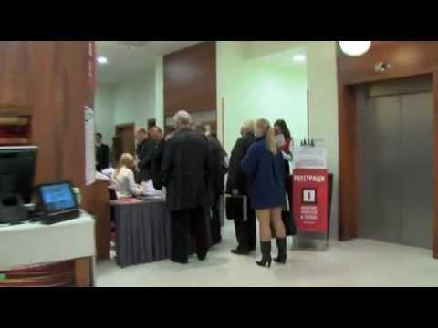 Digital Broadcasting in Ukraine. Шоу рилл конференции 2010 год. v.0
