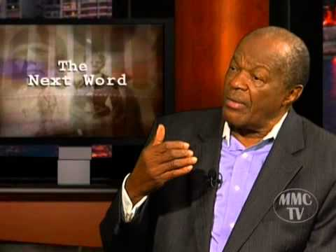 Former-Mayor Marion Barry - The Next Word Interview - September 2014