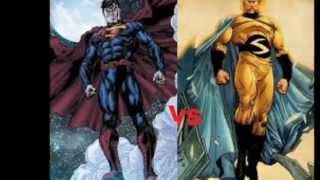 The Sentry VS Superman (loquendo)