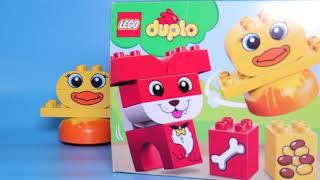 LEGO® Duplo 10858 - Мои первые домашние животные