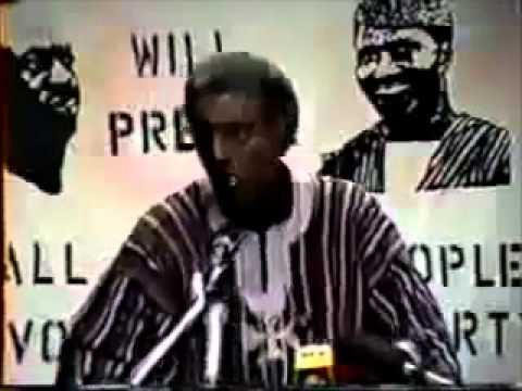 The FBI and CIA  - Kwame Ture (Stokely Carmichael)