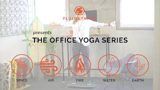 The Office Yoga Series | Episode 2 | Spark​ Creativity