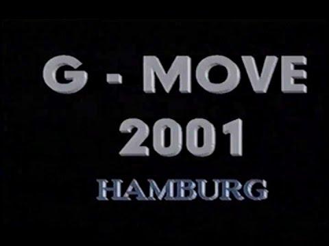 G-MOVE 2001 (1.Teil) in Hamburg - Movie by Rasmus Ortmann (Kiel) & KVK (Hamburg)