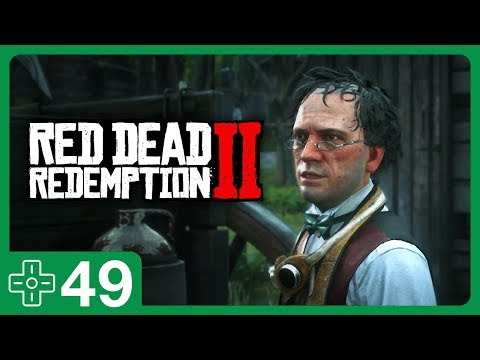 """Red Dead Redemption 2 #49 - """"Moonshine and Rats"""" thumbnail"""