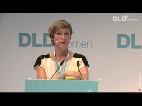 DLDwomen14 - On Educating Digital Natives (Anna Mauersberger)