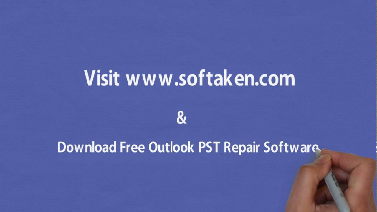 How to Repair Outlook PST? - Free Outlook PST Repair Tool to Repair/Recover  Outlook PST