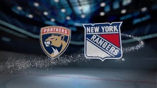 Florida Panthers vs New York Rangers - November 28, 2017 | Game Highlights | NHL 2017/18 Обзор