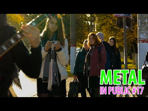 METAL IN PUBLIC: METALCORE - The Devil Wears Prada