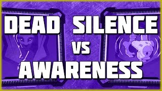 DEAD SILENCE vs AWARENESS | Can you Hear Footsteps in Black Ops 3?