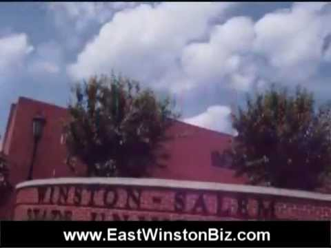 East Winston Biz-Economic Development Winston Salem