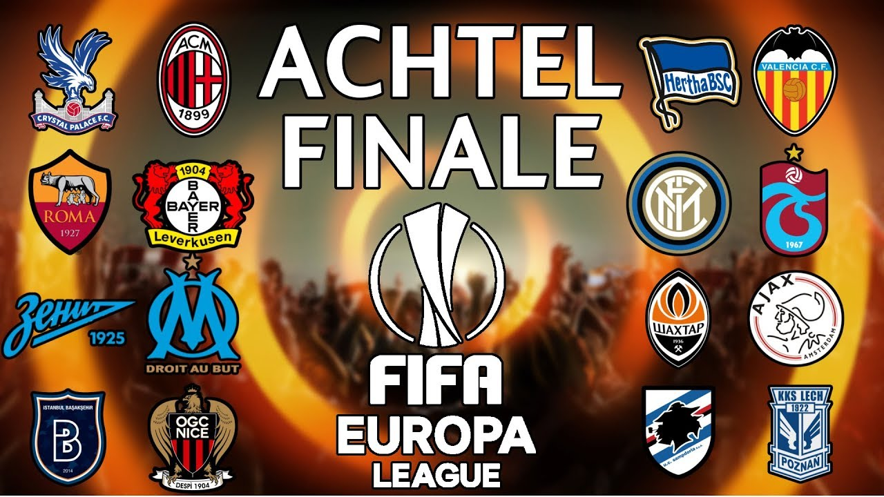 Europa League-Achtelfinale