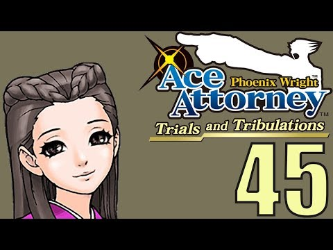 Phoenix Wright Ace Attorney: TaT -45- A BED OF LIES