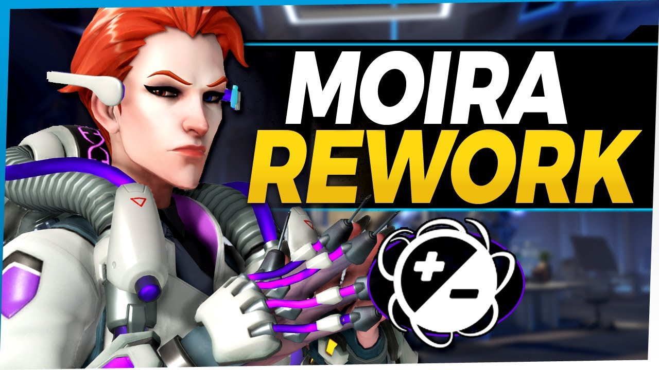 Overwatch Moira Rework - Fixing the Hero's Problems and New Solutions