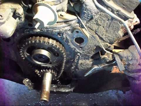 ford 360 timing chain slack