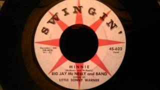 Big Jay McNeely - Minnie - Excellent Late 50