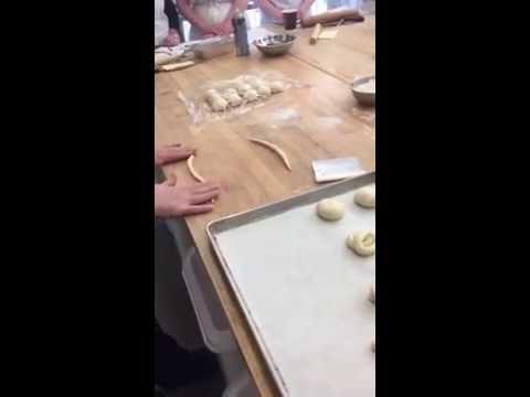 SAIT baking class in Calgary