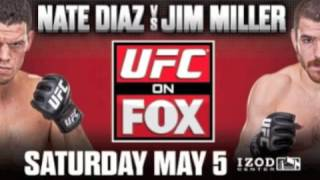UFC on Fox 3 Preview Conference Call (Audio)