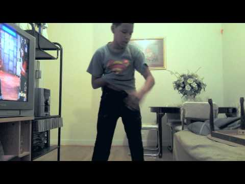 me dancing cover of without you David Guetta ft, Usher