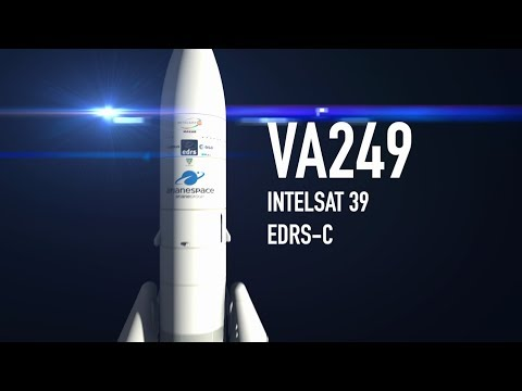 Arianespace Flight VA249 - Official Speeches