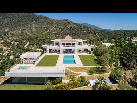 La Zagaleta Benahavs  Luxury contemporary Villa for