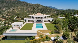 La Zagaleta, Benahavís - Luxury contemporary Villa for sale