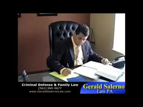 Florida Criminal Defense & Family Law Lawyer, Gerald Salerno