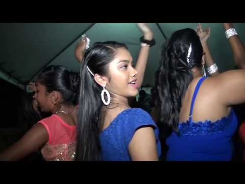 Gunga Ghana LIVE - Dubraj Persad - Shaleeni and Preetam's Wedding