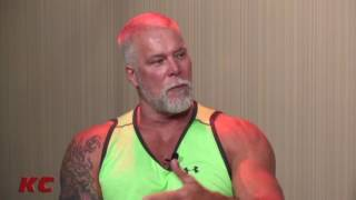 Kevin Nash - What Makes A Good & Bad Booker? - WWE