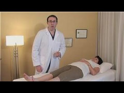 Sciatic Nerve Pain : How to Test the Sciatic Nerve