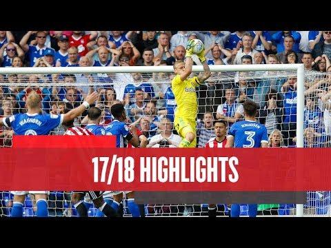 Match Highlights: Ipswich Town 2 Brentford 0