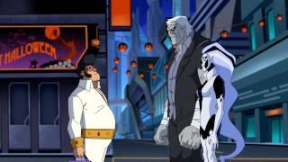 Безграничный Бэтмен: Нашествие Монстров (Оригинальный фильм)