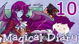 MAGICAL DIARY Part 10 - ANOTHER EXAM??!!?