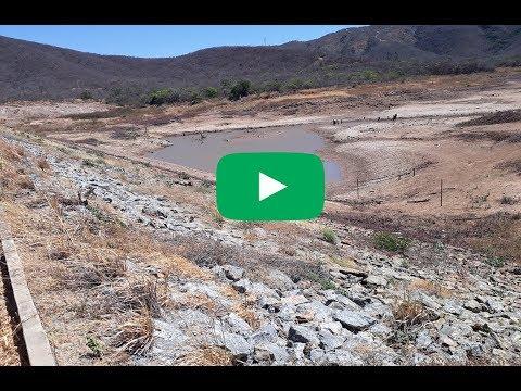 Riacho de Santana enfrenta colapso no abastecimento de água. Vídeo