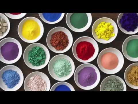 Little Big History Of Paint
