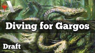 Diving For Gargos | Draft Magic Core Set 2020 [Arena]