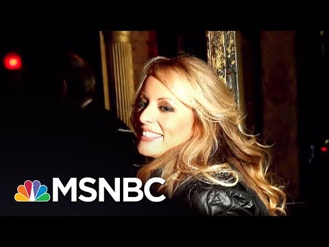 Porn Star Stormy Daniels Sues President Donald Trump's Lawyer Michael Cohen | The 11th Hour | MSNBC