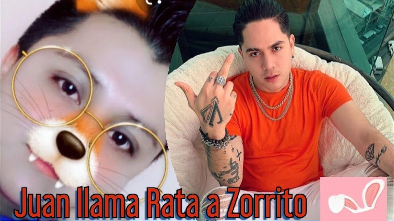 JUAN DE DIOS PANTOJA INSULT4  A ZORRITO YOUTUBERO