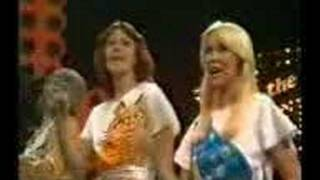 ABBA AT EDDY GO ROUND 1975