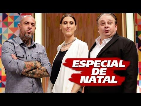 MASTERCHEF BRASIL - ESPECIAL DE NATAL