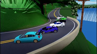 ROBLOX | ULTIMATE DRIVING | MOUNTAIN DRIFT MONTAGE!!!
