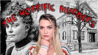 The Haunting Case Of Lizzie Borden…